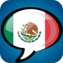 Learn Mexican Spanish -Talking Phrasebook mobile app icon