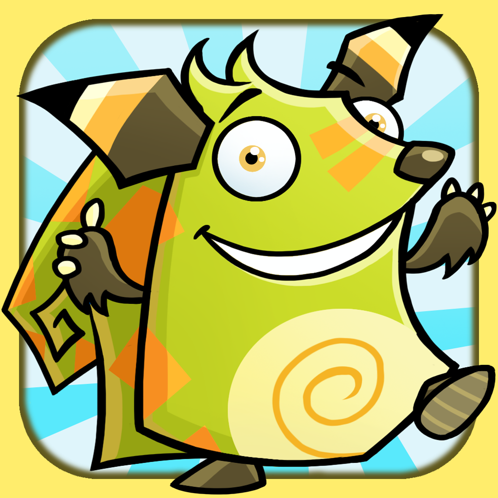 Whirl the Squirrel iOS
